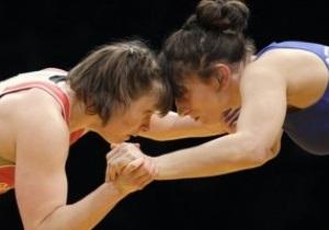 Вольная борьба: Украинка вышла в 1/8 Олимпиады