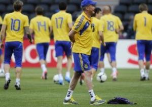Украина поднялась на одну позицию в рейтинге FIFA, а Россия обошла Бразилию
