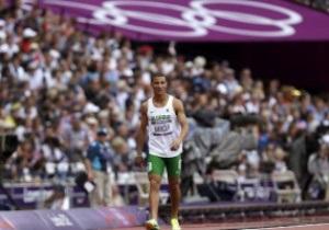 Біг. Маклоуфі приносить Алжиру перше золото на Олімпіаді