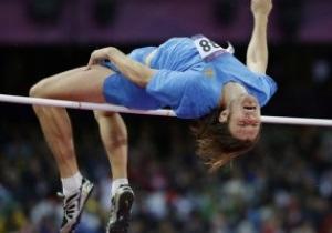 Россия берет золото в прыжках в высоту, украинец останавливается в шаге от пьедестала