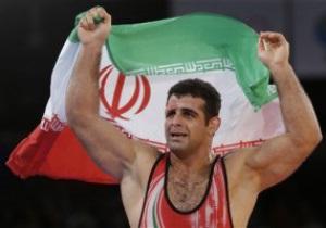 Иранский борец Гасем Резаеи завоевал золото Олимпиады-2012