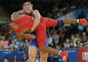 Олимпиада. Кореец выигрывает золото в борьбе