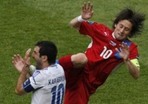 Тренер сборной Чехии назвал состав на матч с Украиной