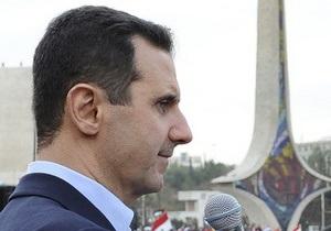 ТБ Сирії вперше за два тижні показало Асада
