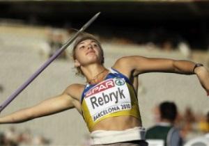 Трио украинок не пробилось в финал метания копья на Олимпиаде-2012