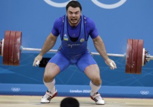 Фотогалерея: Тяжелая награда. Золото украинского штангиста Алексея Торохтия на Олимпиаде-2012