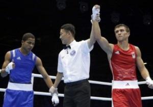 Ломаченко вышел в полуфинал Олимпийского турнира по боксу