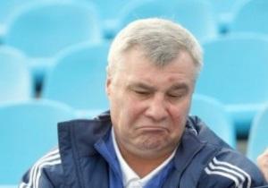 Тренер Волыни: Два-три футболиста сыграли нормально, а остальные – безобразно