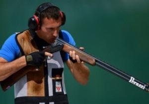 Хорватский стрелок Джованни Черногорац выиграл золото Олимпиады-2012 в трапе