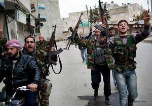 Слідом за прем єром: генерал з понад 30 військовослужбовцями втекли з Сирії до Туреччини