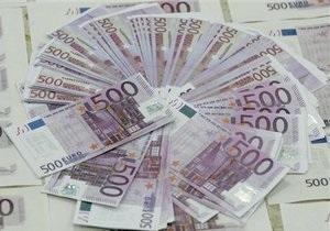 Євро піднявся до тритижневого максимуму щодо долара