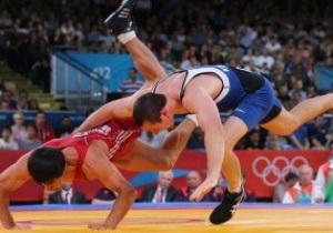 Россия берет золото в греко-римской борьбе