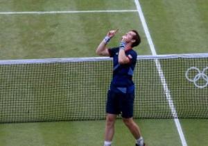 Мюррей победил Федерера и выиграл золото Олимпиады