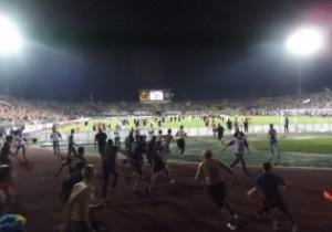 Шахтер и Металлург оштрафованы за бесчинства донецких болельщиков в матче за Суперкубок