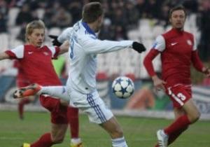 Опять валидол. Динамо выдает дежурную минимальную победу в матче с Кривбассом