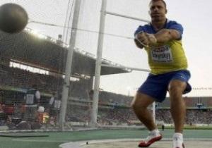 Украинец Сокирский вышел в финал соревнований по метанию молота