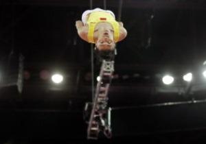 Китайцы взяли золото и бронзу Олимпиады в прыжках на батуте