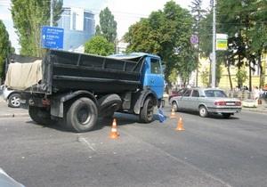 За два дні в Києві були збиті на смерть два пішоходи