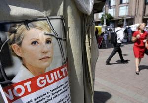 DW: Рік (без) Юлії Тимошенко. Політика з-за ґрат
