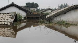 ООН: Північна Корея просить про допомогу після руйнівних повеней