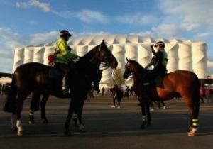 Олимпиада без расизма. В Лондоне арестован литовский болельщик