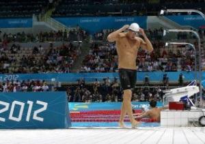 Король. Фелпс сокрушает Лохте и выигрывает двадцатую медаль