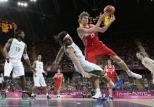 Олимпийский баскетбол. Россия одержала невероятную победу над Бразилией