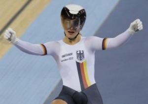 Велотрек. Немки завоевали золото Олимпиады в командном спринте, украинки - четвертые