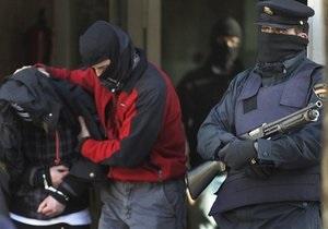 Заарештовані в Іспанії терористи планували атаки в ряді європейських країн