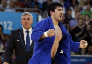 Российский дзюдоист Хайбулаев завоевал золото Олимпиады-2012