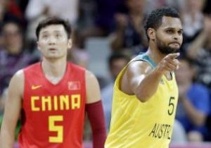 Олимпийский баскетбол. Австралия празднует первую победу в Лондоне