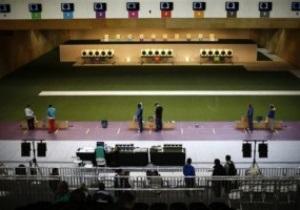 Олимпийский пистолет. Украинец Бондарук отстрелялся неудачно