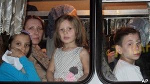 Україна евакуювала із Сирії майже 200 людей