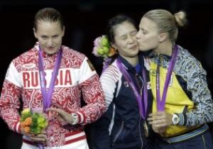 Фотогалерея: Золотая бронза. Ольга Харлан добывает великую победу