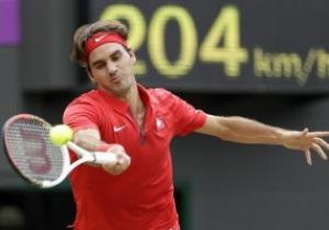 Теннис. Олимпийские чемпионы Пекина Федерер и Вавринка вылетают во втором круге