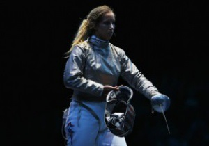 Олимпийская сабля. Мариель Загунис сенсационно проигрывает кореянке