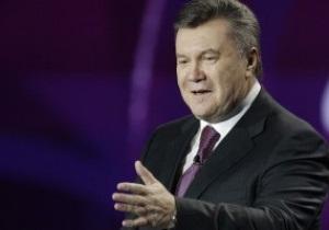 Янукович поздравил украинскую сборную со вторым золотом на Олимпиаде-2012