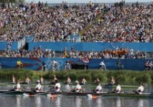 Восьмерка распашная из Германии выиграла золото Лондона-2012 в гребле