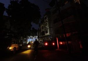 В Індії, яка залишилася без світла, міністр енергетики очолив МВС