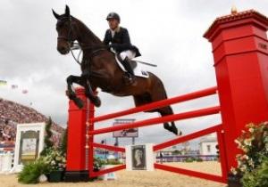 На коне. Германия завоевала вторую за день медаль Олимпиады