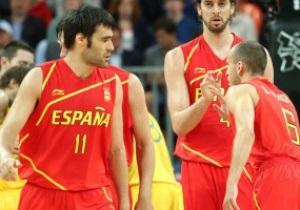Олимпийский баскетбол. Испания нашла подход к Австралии