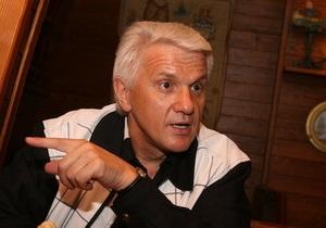 Литвин обіцяє підписати мовний закон у найближчі дні