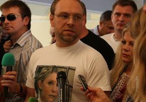Захист Тимошенко: Ми категорично заперечуємо проти  блакитних вогників  у залі суду