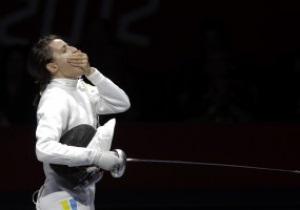 Украина завоевала первое золото Олимпиады