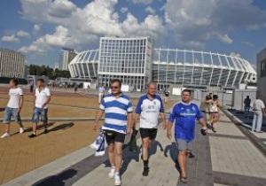 Во вторник в продажу поступит 7 тысяч дополнительных билетов на матч Динамо - Фейенорд