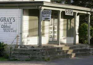 Самый старый магазин в США прекращает работу