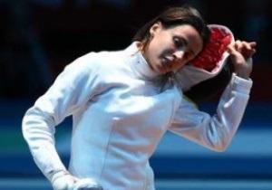 Украинка Шемякина вышла в финал соревнований шпажисток, гарантировав себе медаль