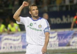 Пятов пожелал Шевченко удачи: Он достиг в футболе, можно сказать, всего