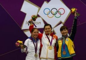 Фотогалерея: Блеск золота. Все триумфаторы второго дня Олимпиады