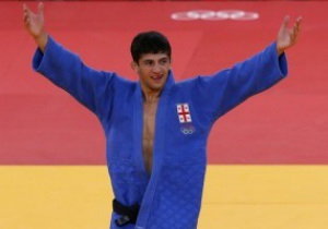 Дзюдоїст приносить перше золото Олімпіади-2012 для Грузії